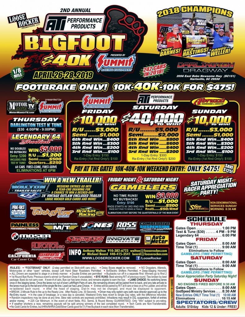 BIGFOOT19