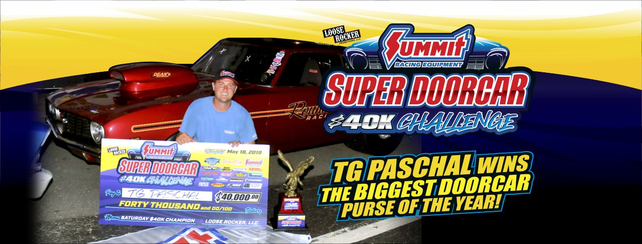 SUMMIT $40K SUPER DOORCAR CHALLENGE RESULTS!